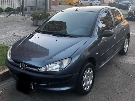 Peugeot 206 1.4 Live! 2 2008