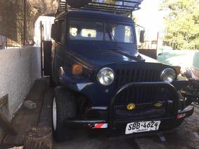 Jeep Rural Mercedez 240 Rural