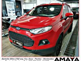 Amaya Garage Ford Ecosport 2.0 Titanium Automatica Año 2014