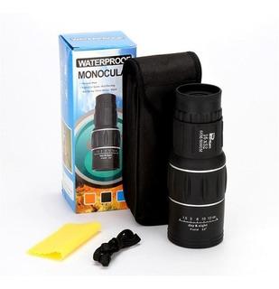 Monocular 16x52 Alta Potencia Doble Zoom Con Fuda Nuevo.