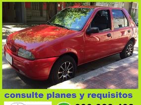 Ford Fiesta 99 Full 100% Financiado 48 De $ 5800 Por Mes