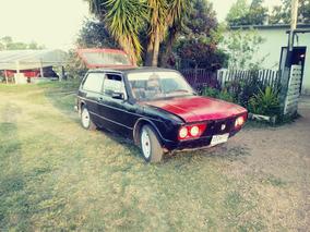 Volkswagen Brasilia Rural 1.3