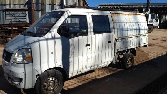 Effa Minyi Pick-up Doble Cabina Año 2013