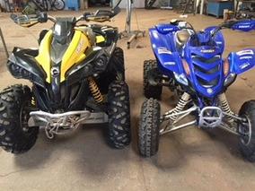 Vendo O Permuto Can-am Renegade 1000 Y Yamaha Yfm 660 R