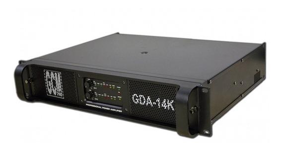 Potencia Digital Gda-14k Gcm Pro 14000w Estereo