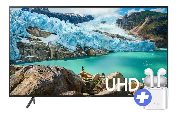 Tv Samsung Smart 50 4k Nuevo Modelo Ru7100 Con Bluetooth