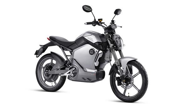 Moto Eléctrica Veems Soco 70km Autonomía Batería Desmontable