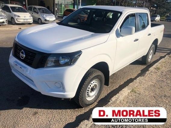 Nissan Frontier Np300 Diesel D.cabina 2.500 Cc. 2018 59.700