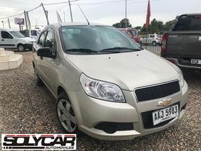 Chevrolet Aveo G3 1.6 Ls - Inmaculado
