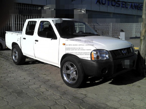 Nissan Doble Cabina 2009 *hay Credito