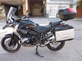 Bmw R1200gs 2013 Equipada -recibo Inferior- Tuamoto-