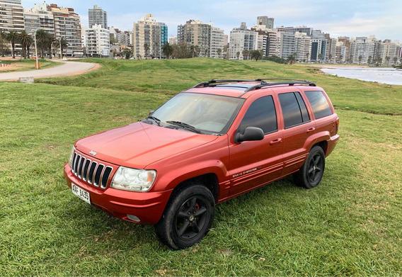 Jeep Grand Cherokee Limited 4.7 V8