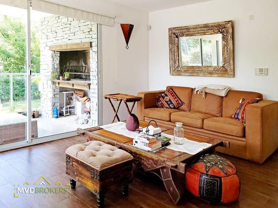 Ubicación Soñada! Apartamento 2 Dormitorios Con Parrillero Y Cochera | Parque Miramar