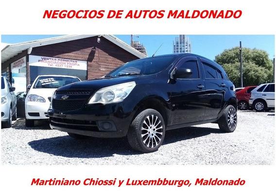Chevrolet Agile 1.4 Full Entrega U$s 4.500 Y Cuotas