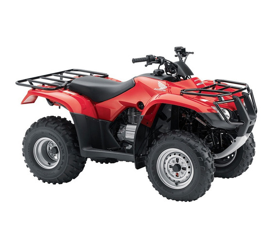 Honda Trx 250 Tm 4x2 | Cuatriciclo Todo Terreno Financiado !