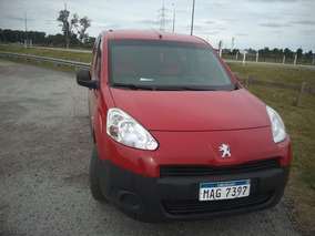 Peugeot Partner 1.6 Furgon Confort Hdi 5as 2014