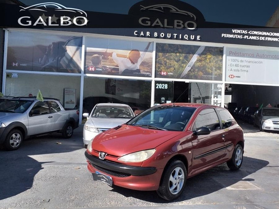 Peugeot 206 - Galbo - 1.4 2005 Impecable!