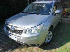 Subaru Forester 2.0i-l Cvt - Única Dueña - Nueva De Verdad!!