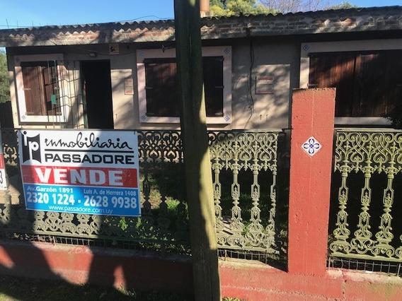 Casa Apta Para Préstamo Bancario.-