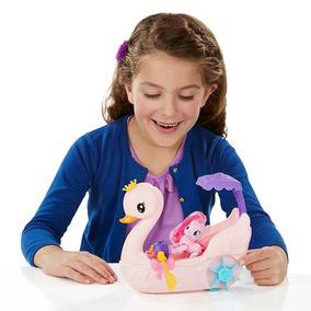 Paseo En El Bote Cisne My Little Pony B3600 Hasbro - Hb