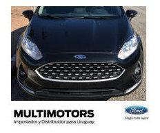 Ford Fiesta Se Automatico Km.8900 - 2019