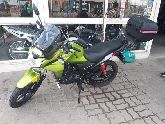 Oportunidad! Hermosa Moto Honda Twister Cb 110cc