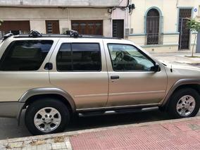 Nissan Pathfinder 4x4 Extrafull Divina