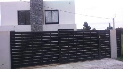 Estrene Muy Linda Casa De 3dorm En Monte De Solymar Norte.