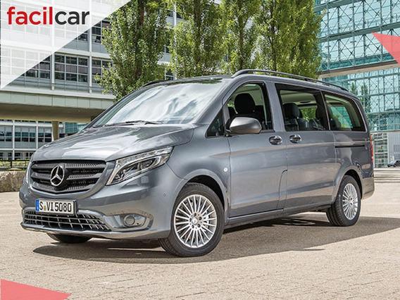 Mercedes Benz Vito Minibús 2019 0km Diesel