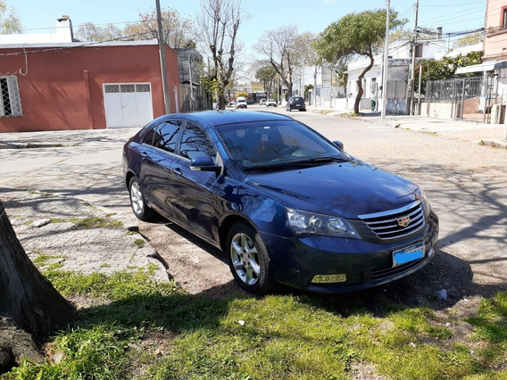 Geely Emgrand 718 1.8 Gs 2016