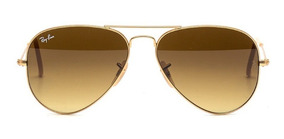Lentes Ray-ban Aviador Degrade Stock !!!
