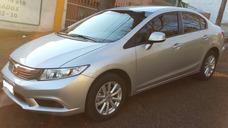 Honda Civic Lxs 2014