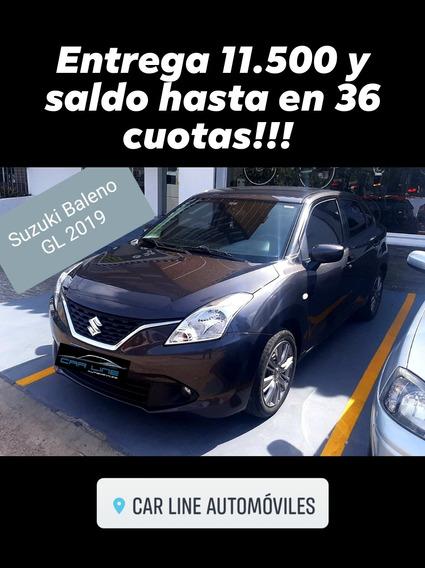 Suzuki Baleno 1.4 Gl 5p 2019