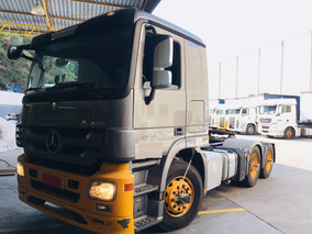 Mb 2646 6x4 2013 Actros Completo Volvo/scania/vw/iveco/ford