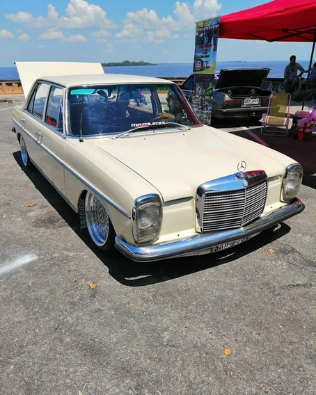 Mercedes-benz Clase C W 114 Año 73