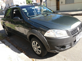 Fiat Strada Doble Cabina 1.4 Working Full Equipe.