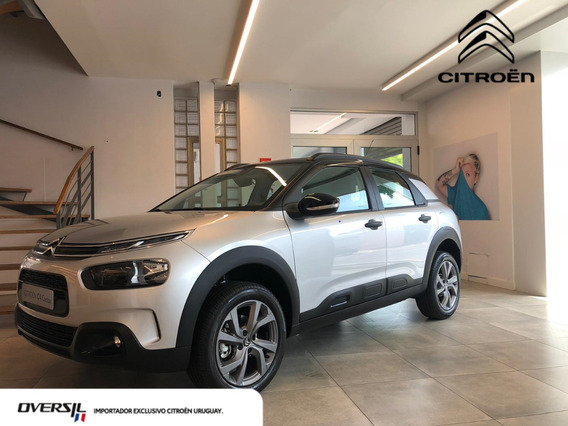 New C4 Cactus Feel Pack 1.6cc 115cv At6