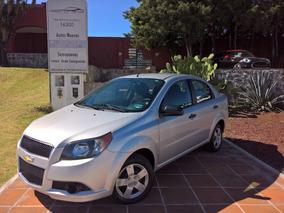 Chevrolet Aveo Lt Aut 2016 Oportunidad, Impecable, Crédito!!