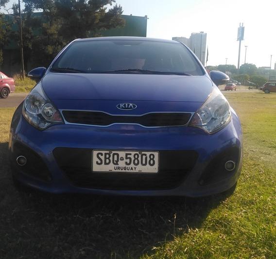 Kia Rio 1.4 Ex 109cv 4at 5 P 2013