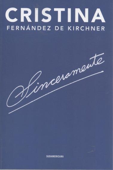 Libro: Sinceramente - Cristina Fernandez De Kirchner
