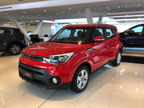 Kia Soul Ex At 2018 0km