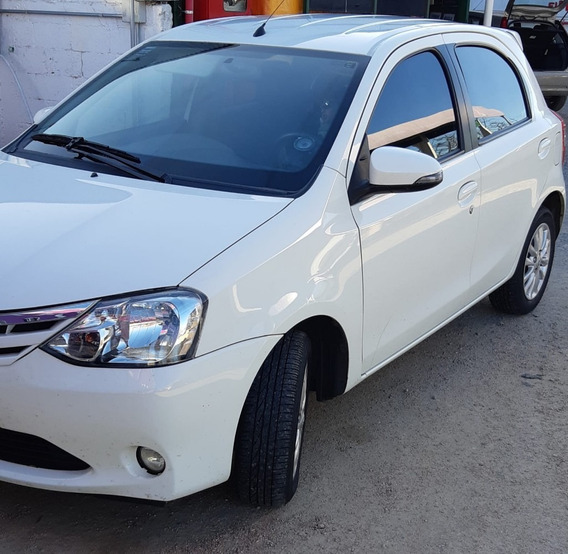 Toyota Etios 1.5 Sedan Xls Hatch Oportunidad
