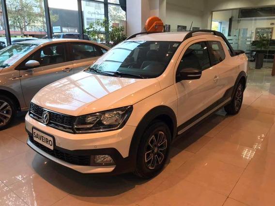 Volkswagen Saveiro 1.6 Cross Blanca + Regalos!