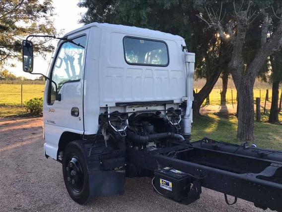 Chevrolet Nkr Motor Izuzu