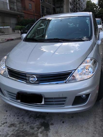 Nissan Tiida 1.8 Emotion Mt 2013
