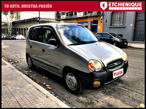 Hyundai Atos 1.0 Impecable Etchenique.