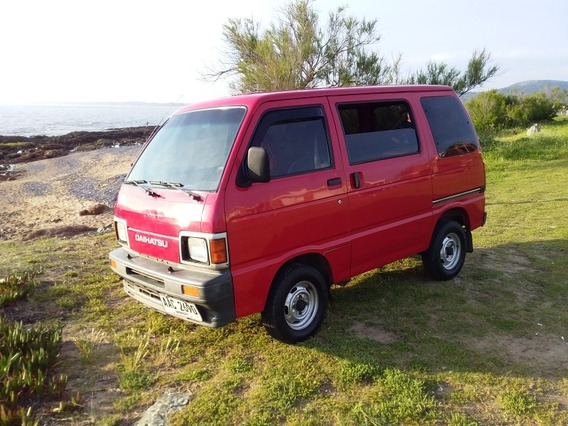 Daihatsu Hijet Hijet Van 1000