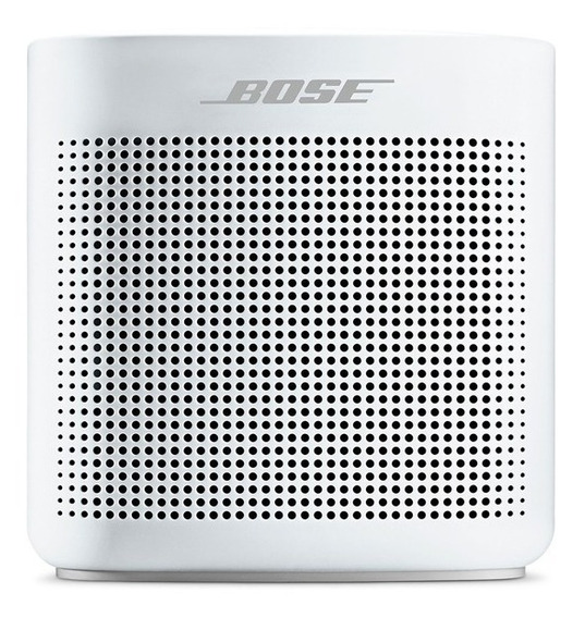 Parlante Bose Soundlink Colour 2 Bluetooth Portátil Blanco