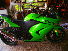 Vendo Kawasaki Ninja 250
