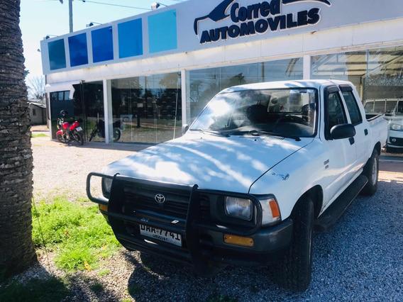 Toyota Hilux 2.8 D/cab 4x2 D Dlx 1998